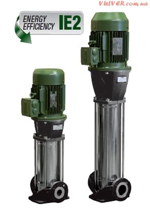 Вертикальные центробежные насосы серии NKV10/NKV15/NKV20