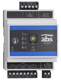 Устройство измерения электрических свойств SULZER CA 443