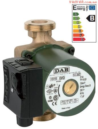 насосы циркуляционные для систем отопления