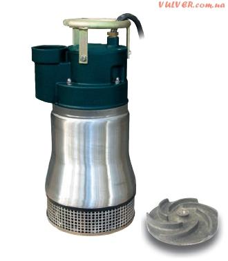 Дренажные погружные насосы серии DIG 1100-1500-1800-2200 для строительных работ