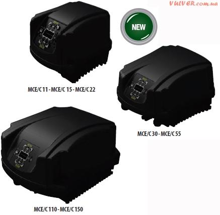 MCE/C инвертор для циркуляционных насосов DAB