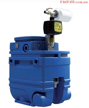 Монтажный комплект NBB для сбора воды и подачи под давлением