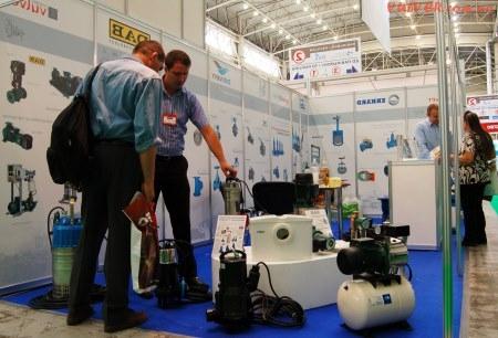 Международная выставка отопления
