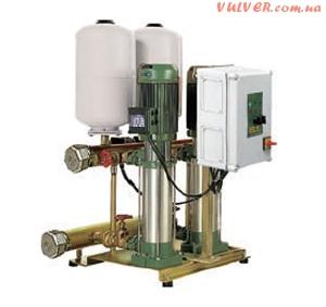 2/3 KV 3-6-10 насосные станции повышения давления на базе вертикальных насосов dab