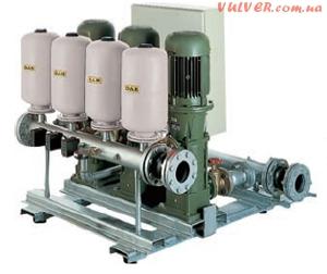 DAB станции повышения давления серии 2/3 KVE 50