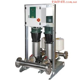 2/3 NKVE станции повышения давления с частотным регулированием