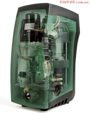 Бытовые автоматические станции повышения давления E.SYBOX