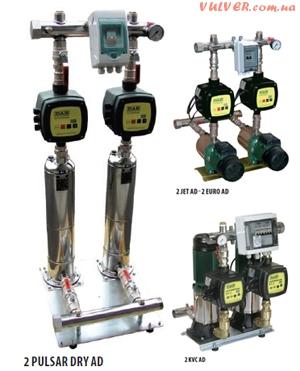 бытовые станции повышения давления