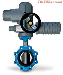 Поворотно дисковый клапан (ECLS)