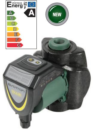 EVOTRON циркуляционные насосы с «мокрым» ротором и частотным регулированием
