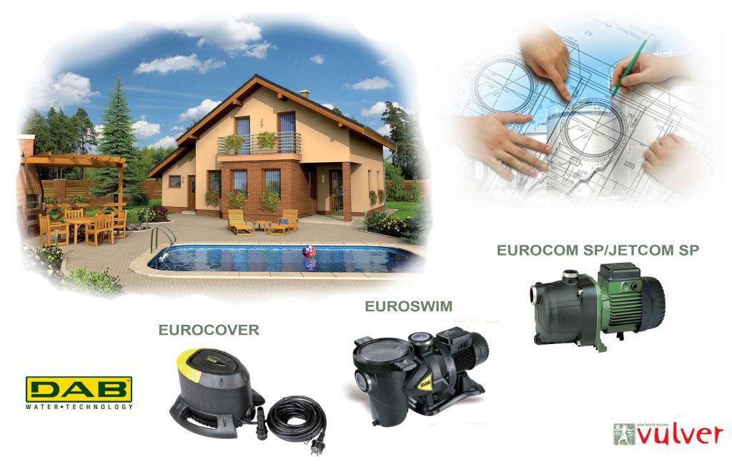 Как выбрать насосное оборудование для бассейна?